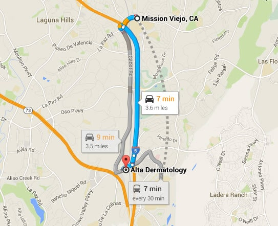 directions-to-dermatology-office-Mission_Viejo